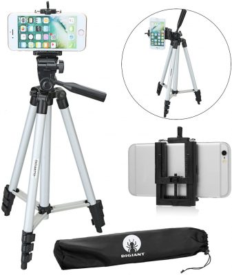 http://DIGIANT%2050-inch%20Camera%20Phone%20Tripod
