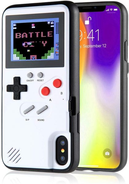 KOBWA Gameboy phone case for iPhones