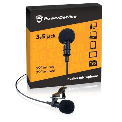 http://PowerDeWise%20Omnidirectional%20Lavalier%20Microphone
