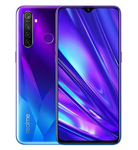 Realme 5 phone with best battery life