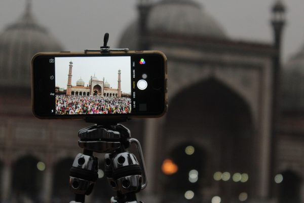 Choosing A Cell Phone Tripod: A Buying Guide