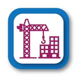 City Building Game icons