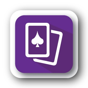 Collectible cards games icon