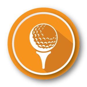 Golf games icon