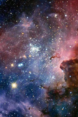 05 stars in the galaxy wallpaper