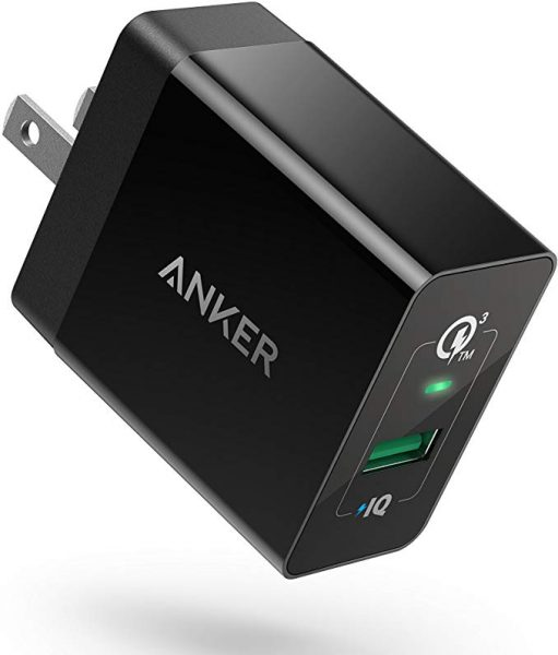 Anker Premium Dual Port Charger and Adapter