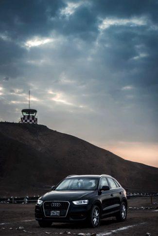 Download Modern Black Audi Car Wallpaper Cellularnews