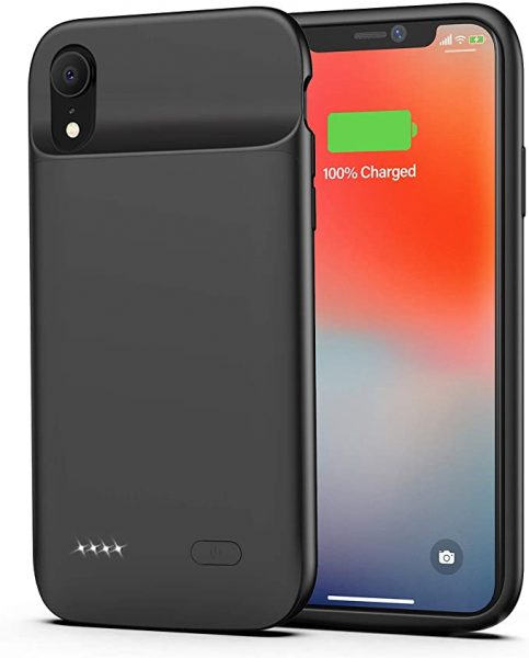 5000mHA Battery charging case