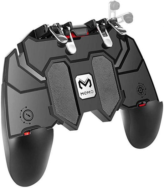 Delam ergonomic game controller