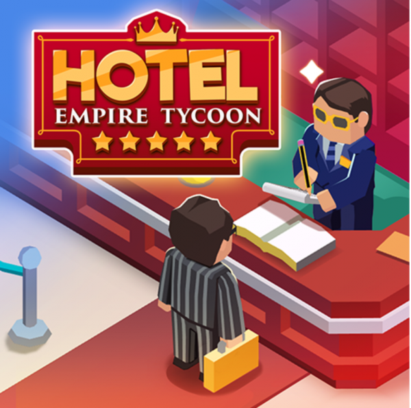 Hotel Empire Tycoon Idle stimulation games
