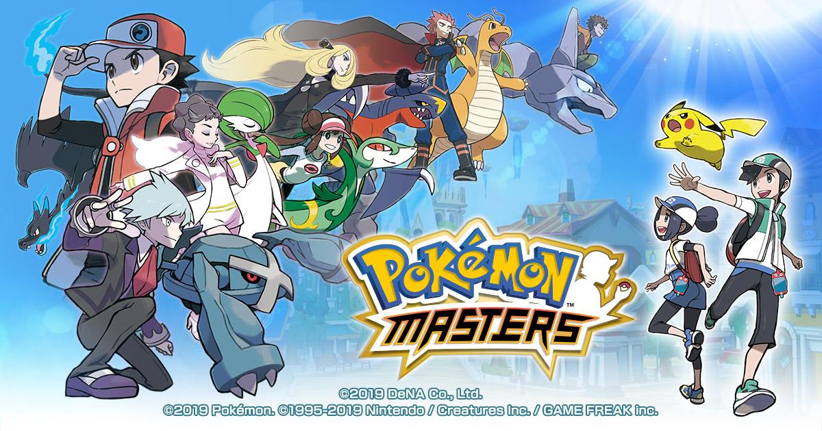 Pokemon Masters APK: Download & Installation Guide