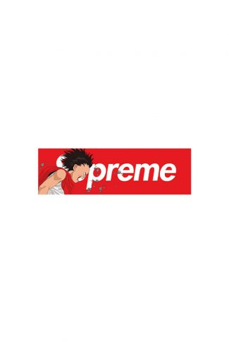 Supreme anime logo