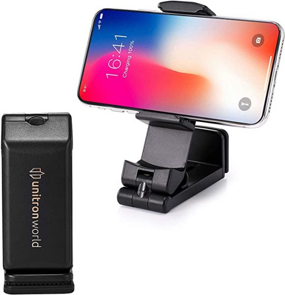 Unitron portable compact handphone stand