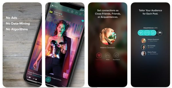 New Social Media Apps: Vero
