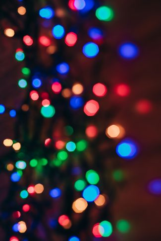The Best Christmas Lights Wallpaper