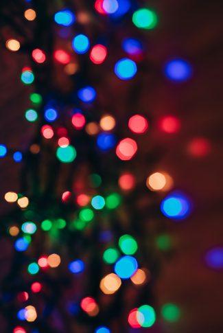 christmas neon lights