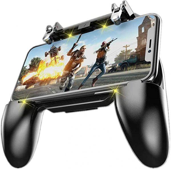 Coobile Multi purpose ergonomic gaming controller for mobile phones.