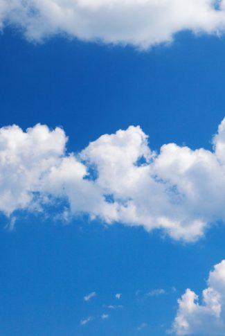 Download Beautiful Deep Blue Sky Wallpaper Cellularnews
