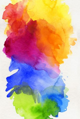 A watercolor art is use of water and a color made by an artist use with a paintbrush.