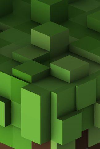 Download Classic Minecraft Wallpaper