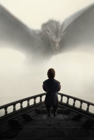 Download Game Of Thrones Tyrion And The Dragon Wallpaper Cellularnews