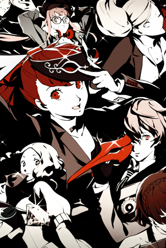 Download Persona 5 Royal Poster Wallpaper Cellularnews