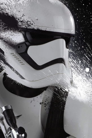 Download Star Wars Stormtrooper Artwork Portrait Wallpaper Cellularnews