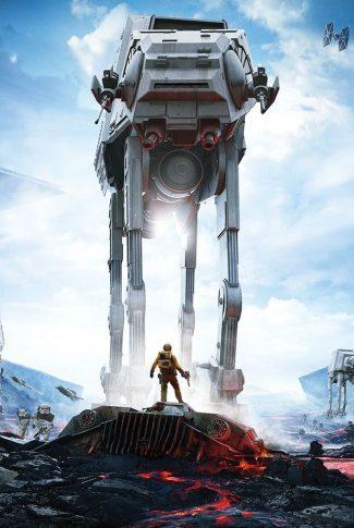 Download Star Wars Walker Wallpaper Cellularnews