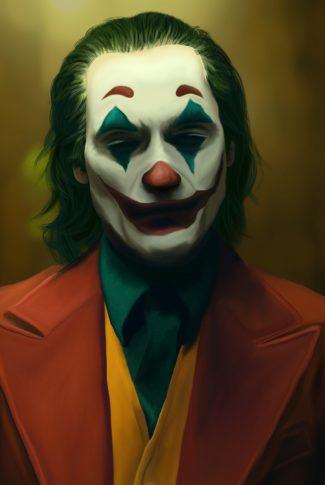 Download The Joker Portrait Wallpaper Cellularnews