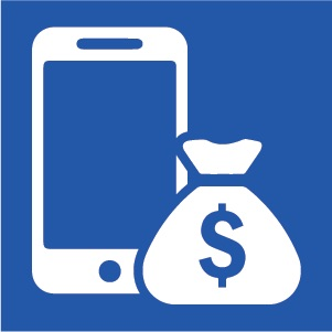 Budget phones icon