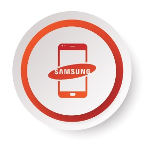 Samsung phones icon