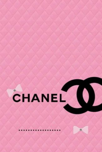 Download Aesthetic Chanel Logo Wallpaper Cellularnews The chanel logo features two bold interlocking cs that are both black and stand for the founders name and was also designed by coco chanel herself, forever connecting her to the brand. download aesthetic chanel logo