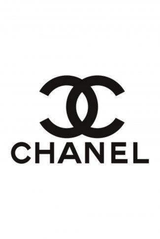 Download Elegant White Chanel Logo Wallpaper Cellularnews