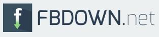 official logo of fbdown.net: video downloaders