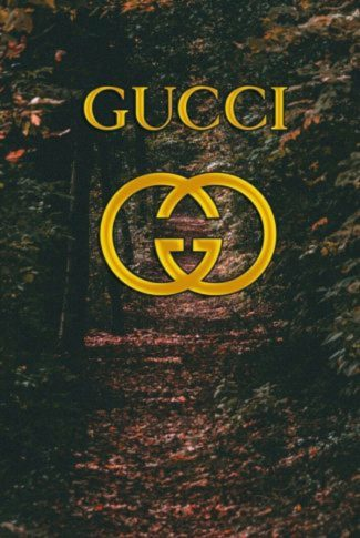 Download Nature Inspired Gucci Logo Wallpaper Cellularnews