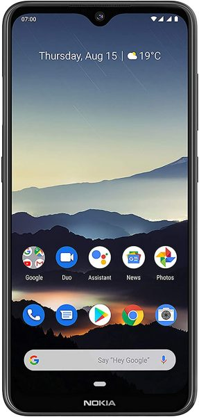 Nokia 7.2 Android 9.0 Pie
