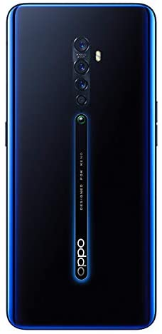 Oppo Reno in mystic blue