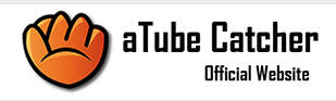 official logo of atube video downloaders