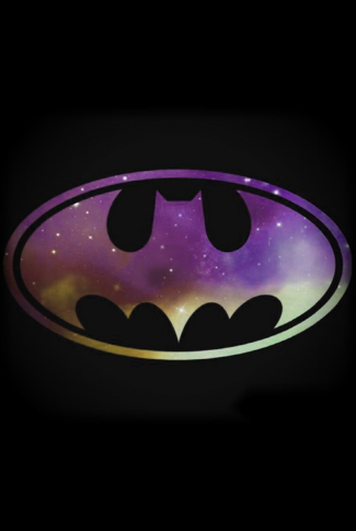 Download Batman Galaxy Logo Wallpaper Cellularnews