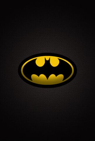 Batman original logo since 1939