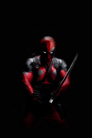 Download Deadpool And His Samurai Wallpaper Cellularnews