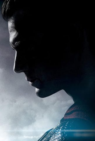 Superman's new face revealed. Dont worry, he is still as strong as he is like before.