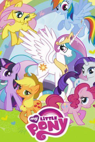 unicorn and the pony
