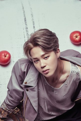 16 bts wallpaper jimin and apples
