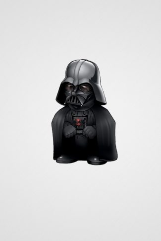 Download Star Wars Chibi Darth Vader Wallpaper Cellularnews