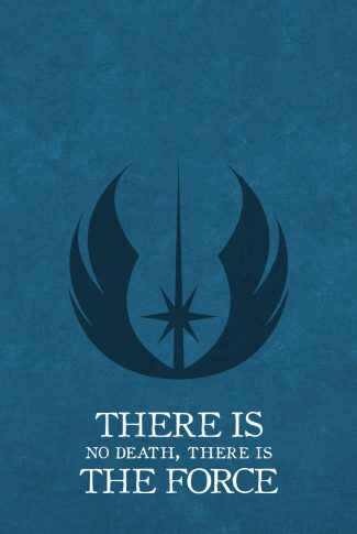 Download Star Wars There Is No Death There Is The Force Wallpaper Cellularnews