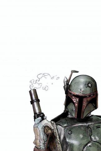 Download Star Wars Boba Fett With A Gun Wallpaper Cellularnews