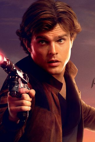 Download Star Wars Han Solo Portrait Wallpaper Cellularnews