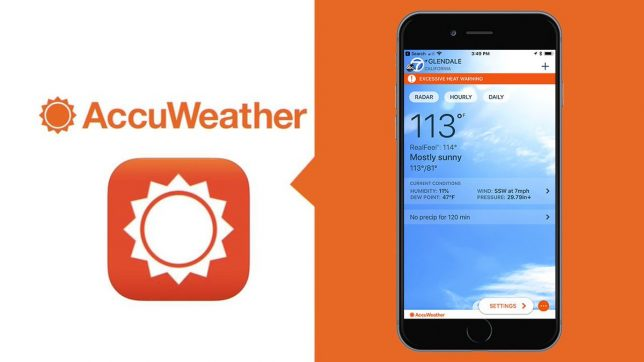 AccuWeather: A Tutorial Guide For Beginners
