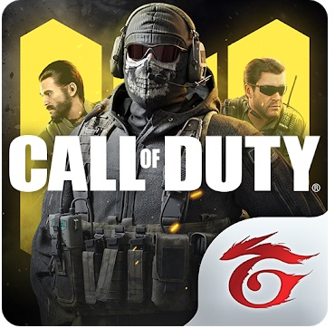 Call of duty mobile by Garena